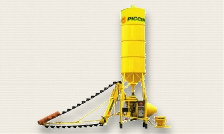 Piccini Scraping Arm Batching Plant