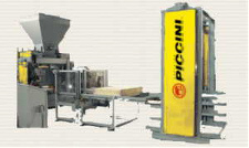 Piccini Block Making Machinery